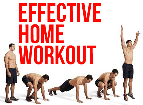 Effective Home Workout