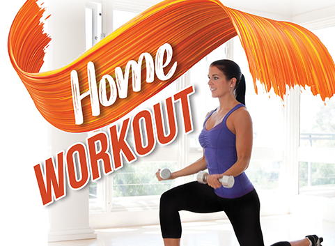 Home Workout - Gunjan Gupta