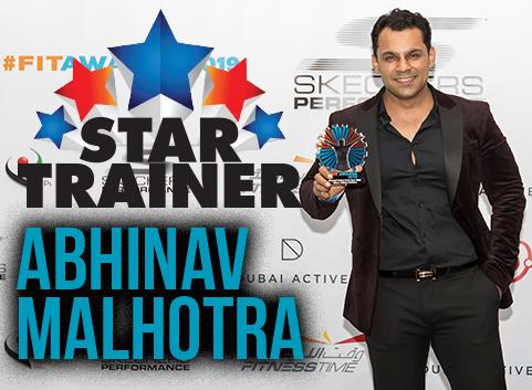 Star Trainer - Abhinav Malhotra