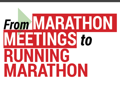 Marathon Meetings To Running Marathon