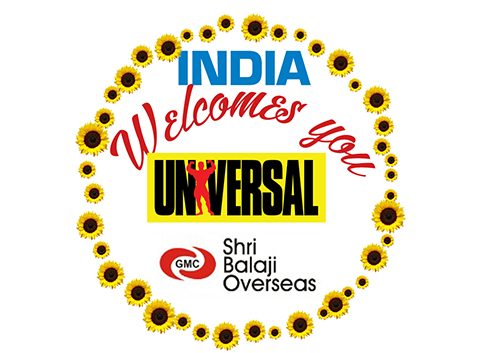 Team Universal's Visit To India