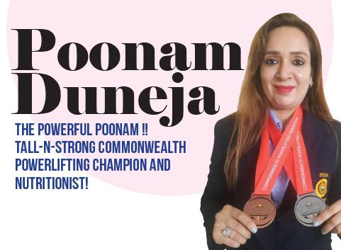 The Powerful Poonam Duneja - Interview