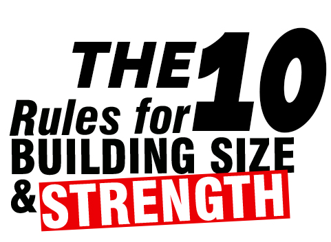 How To Build Size And Strength