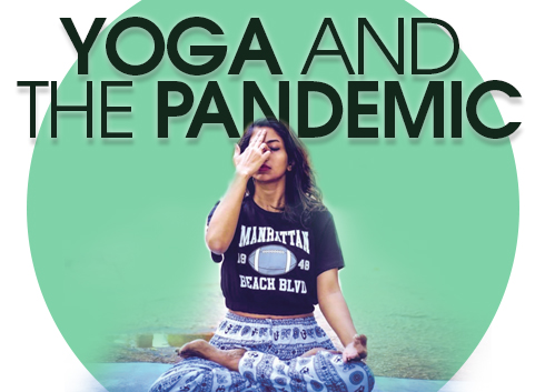 HOW YOGA CAN ELEVATE YOUR MIND AND BODY DURING THE PANDEMIC